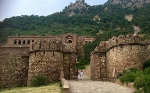 Bhangarh Fort Indian Excursion