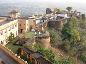 Kuchaman fort rajasthan